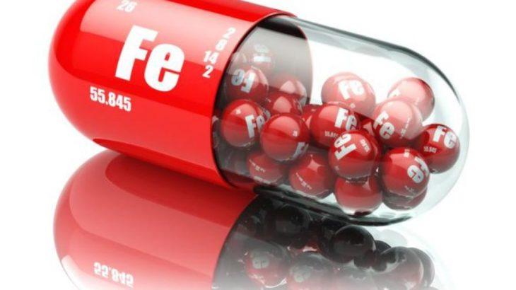 Iron fe capsule